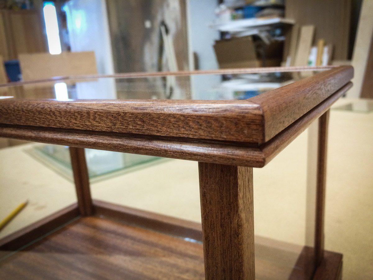 Handmade Model Case
