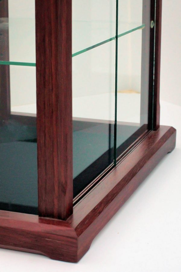 Handmade Display Case For Dolls, Models, Crystal Figurines