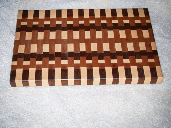 Handmade Cutting Board wood