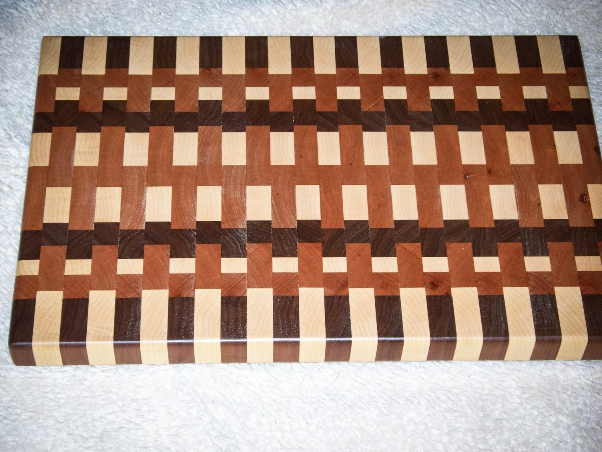 Handmade Cutting Board wood